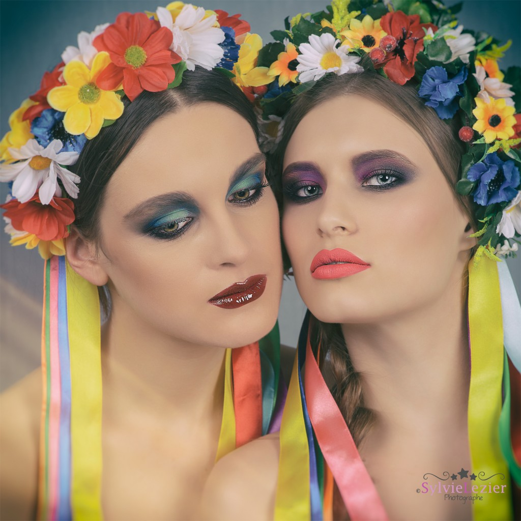 Nataliya et Liza,Kiev 2014